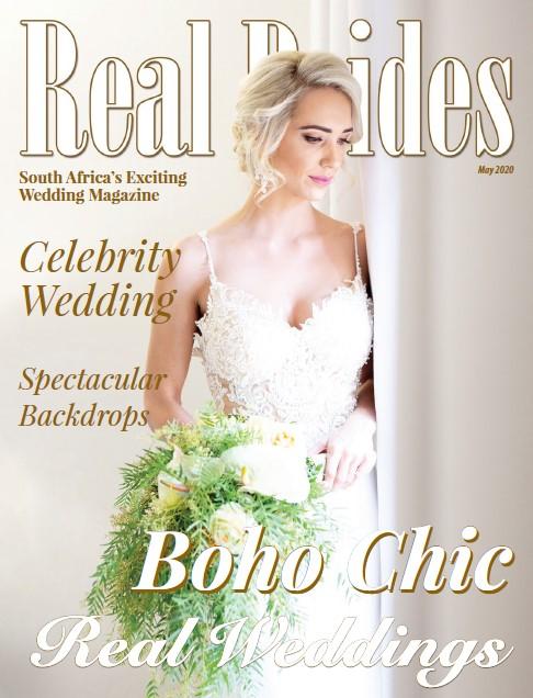 May 2020 cover Real Brides